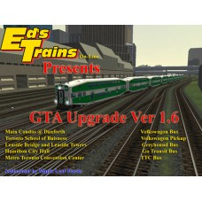 MLT's Greater Toronto Area Route Upgrade v1.6