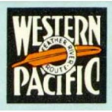 Western Pacific EMD GP40