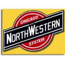 Chicago North Western Coal Hoppers
