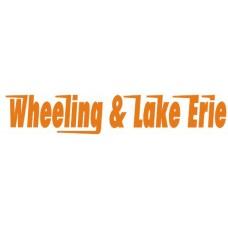 Wheeling and Lake Erie Coal Hoppers